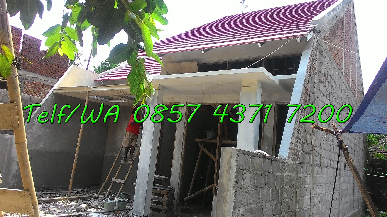 Harga rangka atap baja ringan area Klaten